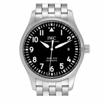 IWC IW327011 Steel Pilot Mark 40mm pre-owned United States of America, Georgia, Savannah