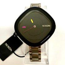 Nixon Reloj de dama 41mm Cuarzo nuevo Reloj con estuche y documentos originales