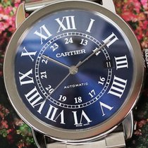 Cartier WSRN0023 Steel 2021 Ronde Croisière de Cartier 42mm new