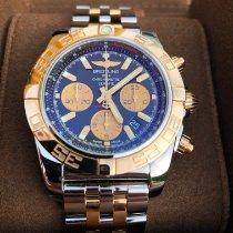 Breitling neu Automatik Chronometer 44mm Gold/Stahl Saphirglas