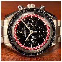 Omega 311.30.42.30.01.004 Steel 2014 Speedmaster Professional Moonwatch 42mm new