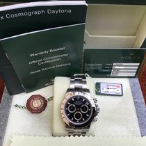 Rolex Daytona Steel 40mm Black No numerals United States of America, California, Costa Mesa
