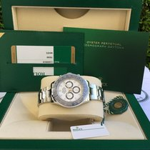 Rolex Daytona Steel 40mm White No numerals United States of America, California, Costa Mesa