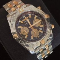 Breitling Chronomat 44 Gold/Steel 44mm Brown No numerals United States of America, Florida, Pembroke Pines