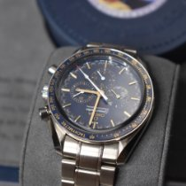 Omega 311.30.42.30.03.001 Steel Speedmaster Professional Moonwatch pre-owned United States of America, North Carolina, Asheville