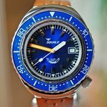 Squale Steel 43mm Automatic pre-owned United States of America, Missouri, Chesterfield