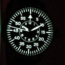 Unikatuhren Acero 47mm Automático Uhren Atelier Entwurf  Pilot Baumuster B nuevo