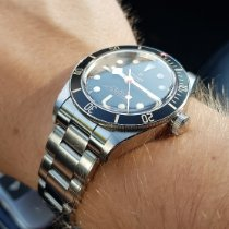 Tudor Black Bay Fifty-Eight pre-owned Black Steel