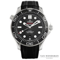 Omega Seamaster Diver 300 M Staal 42mm Zwart Nederland, Purmerend
