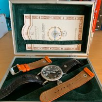 Chronoswiss Timemaster Staal 44mm Zwart Arabisch Nederland, Dordrecht