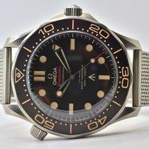 欧米茄 Seamaster Diver 300 M 钛 42mm 黑色 无数字