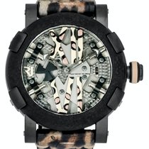 Romain Jerome Titanic-DNA Steel 50mm Roman numerals United States of America, New Jersey, Cresskill