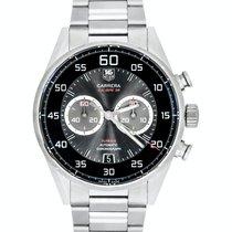 TAG Heuer Carrera Calibre 36 new Automatic Chronograph Watch with original box and original papers CAR2B10.BA0799
