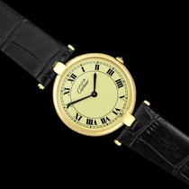 Cartier 7462 Gold/Steel 1980 30mm pre-owned United States of America, Georgia, Suwanee