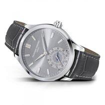 Frederique Constant Horological Smartwatch Stahl 42mm Grau Deutschland, Berlin