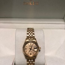 Rolex Lady-Datejust 69278 Very good Yellow gold 26mm Automatic UAE, Shj