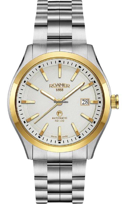 Roamer RD 100 951660-47-15-90 new