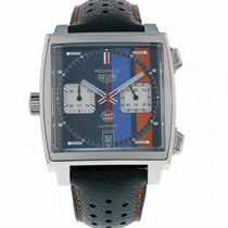 TAG Heuer Monaco Steel 39mm United States of America, Florida, Sarasota