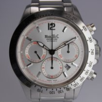 Marcello C. Steel 43mm Automatic 2020 pre-owned