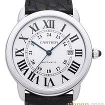 Cartier Ronde Solo de Cartier W6701010 2020 новые