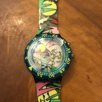 Swatch 38mm Quarz SDV 900.A neu
