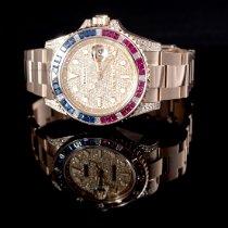 Rolex 126755SARU Rose gold 2020 GMT-Master II 40mm new United States of America, California, Burlingame
