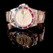 Rolex 126755SARU Rose gold 2020 GMT-Master II 40mm new United States of America, California, Burlingame