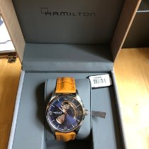 Hamilton Jazzmaster Open Heart Steel 42mm Blue United States of America, North Carolina, Willow Spring