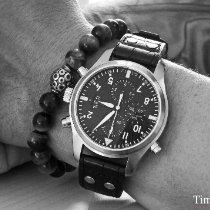 IWC Fliegeruhr Doppelchronograph IW377801 2015 gebraucht