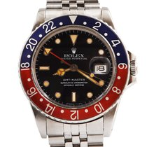 Rolex GMT-Master 16750 1984 pre-owned