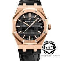 Audemars Piguet Royal Oak 15500OR.OO.D002CR.01 Nuevo Oro rosa 41mm Automático