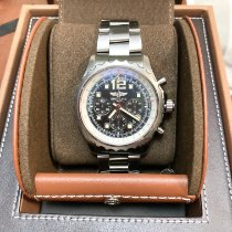 Breitling Chronospace Automatic Steel 46mm