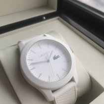 Lacoste Plastic 42mm Quartz LC.79.1.47.2546 pre-owned United States of America, New York, New York