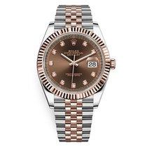 Rolex Datejust II Gold/Steel 41mm Brown United States of America, New York, New York