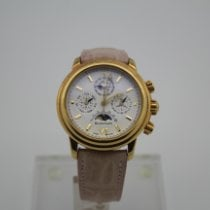 Blancpain Yellow gold 39mm Automatic pre-owned