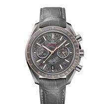 Omega Céramique Remontage automatique Gris 44,25mm nouveau Speedmaster Professional Moonwatch