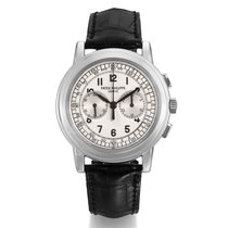 Patek Philippe Chronograph new Manual winding Chronograph Watch with original box and original papers 5070G-001