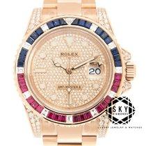Rolex 126755SARU Rose gold GMT-Master II 40mm new United States of America, New York, New York