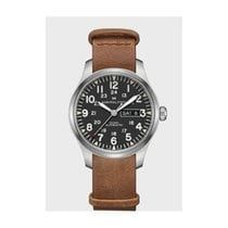 Hamilton Khaki Field Day Date new 2020 Automatic Watch with original box and original papers H70535531