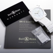 Bell & Ross BR S Ceramic 39mm White United States of America, California, Los Angeles