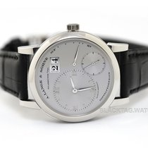 A. Lange & Söhne Lange 1 Platinum 38.5mm Silver Roman numerals United States of America, Florida, Aventura