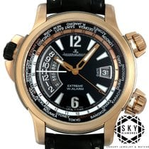 Jaeger-LeCoultre pre-owned Automatic Black Sapphire crystal
