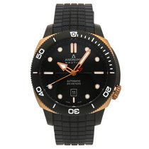 Anonimo pre-owned Automatic 45.5mm Black