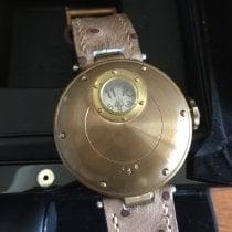 Angular Momentum nouveau Remontage automatique 50mm Bronze Verre saphir