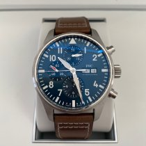 IWC Pilot Chronograph IW377714 Good Steel 43mm Automatic New Zealand, Auckland