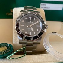 Rolex Submariner (No Date) 114060 2020 nuovo