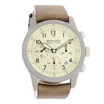 Bremont Steel 43mm Automatic ALT1-P2/CR new United States of America, Arizona, Phoenix