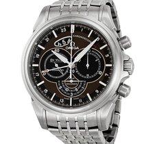 Omega De Ville Co-Axial nuevo Automático Cronógrafo Reloj con estuche original 422.10.44.52.13.001