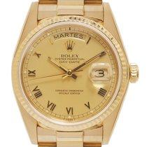 Rolex Day-Date 36 usados 36mm Oro Fecha Día de la semana Oro amarillo