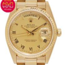 Rolex Day-Date 36 Oro amarillo 36mm Oro Sin cifras España, Madrid